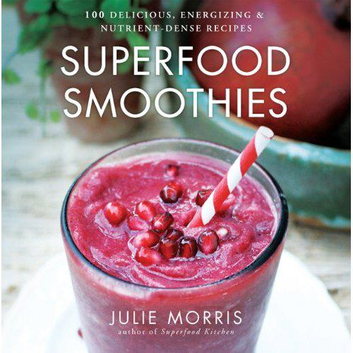 Superfood Star- Meet Julie Morris