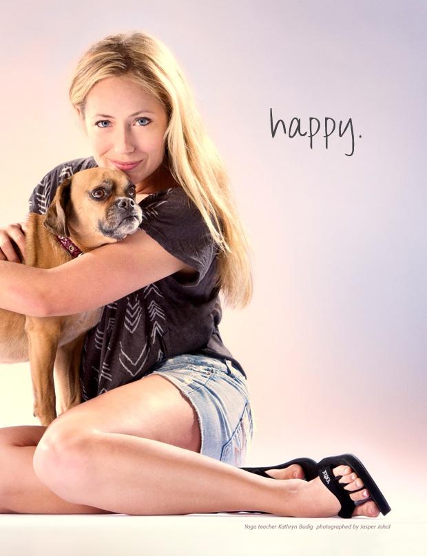 Interview with Yogi Kathryn Budig