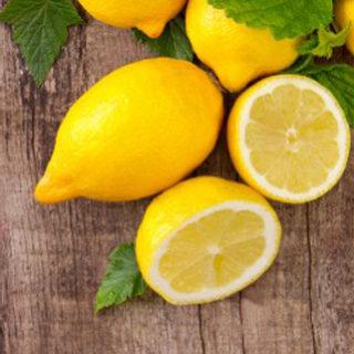 Raw Lemon Bars