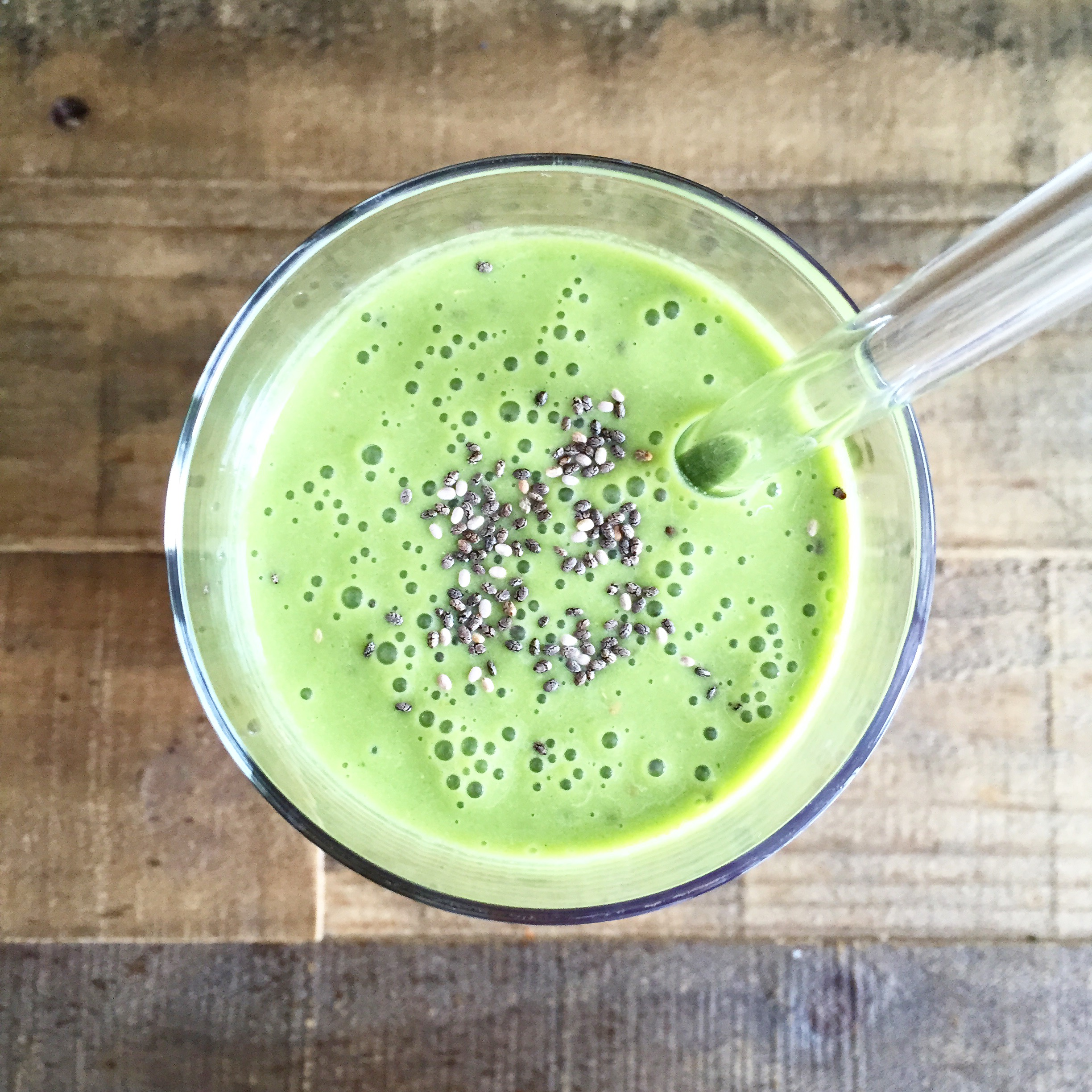 Omega Green Smoothie
