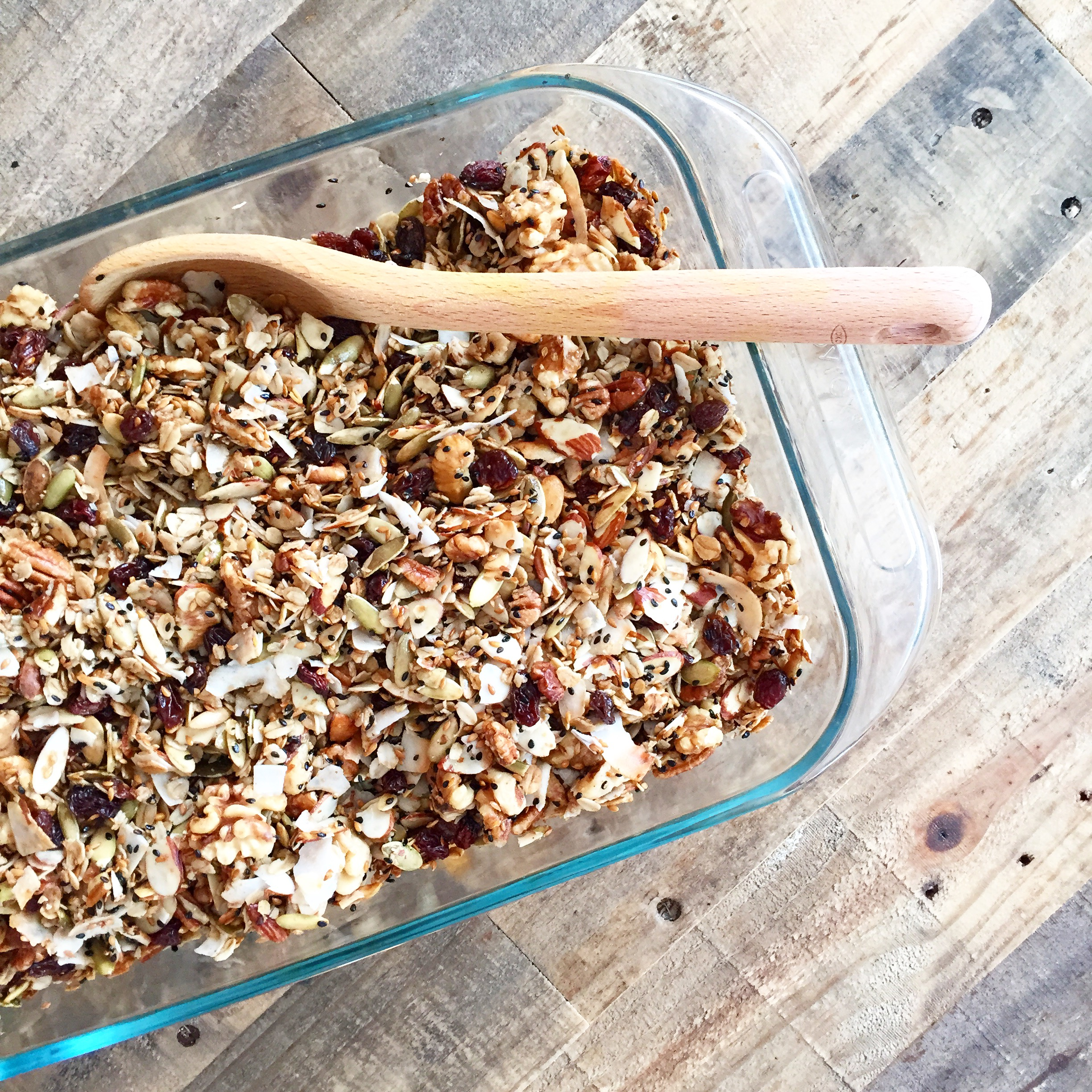 Farmhouse Granola